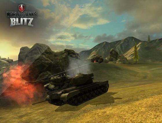 World of Tanks Blitz скриншоты игры